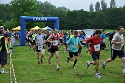 Hitchin Hard Half Marathon at Hitchin Priory